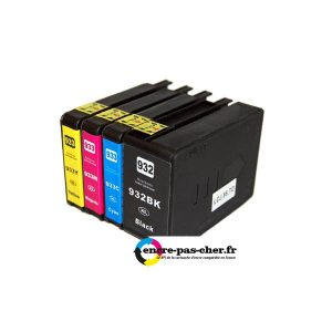 HP 932-933 XL Pack