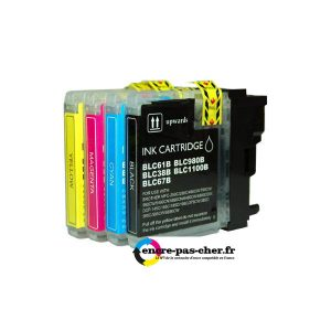 Brother LC980-1100 Pack.