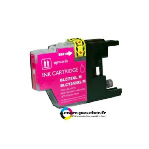 Cartouche encre Brother LC1220-1240 Magenta.